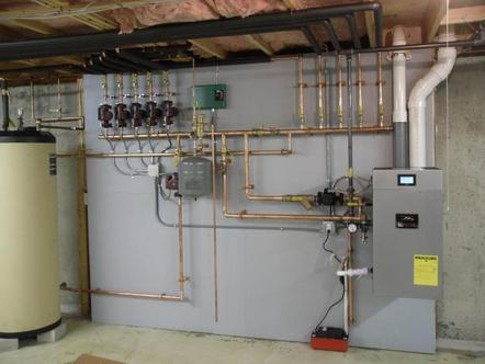 High Efficiency Boilers Upstate Heating Amp Plumbing